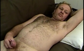 Hairy and Str8 Warren Jacking
