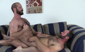 Surprise! - Topher Phoenix Flips MuscleBull
