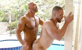 Big_Brother_Scene3: Jesse Jackman and Julian Knowles